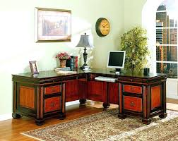 Magellan L Shaped Desk Gray by Magellan Office Furniture Desks Modern Commercial Office Furniture