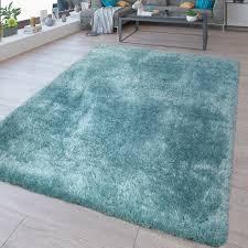hochflor teppich shaggy waschbar in mehreren farben