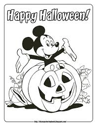 Family Fun Halloween Printable Coloring Pages Monsters Ghosts Color Celebration Sheets