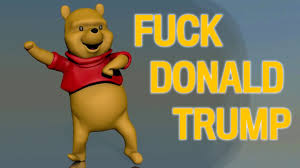 130 Best Winne The Pooh by Winnie The Pooh Dancing To Donald Trump Youtube