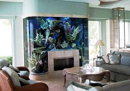 aquarium im innenraum ungewöhnliche optionen 95 fotobeispiele