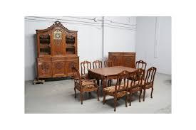 antikes esszimmer louis xv um 1900 maßgefertigte möbel