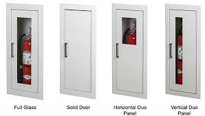 Kidde Semi Recessed Fire Extinguisher Cabinets by Semi Recessed Fire Extinguisher Cabinet Imanisr Com
