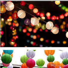 2018 Good Lantern Lights Chinese Paper Lantern 8inch 10inch 12inch