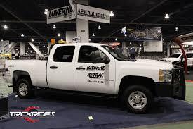 100 Truck Equipment Inc Chevrolet Silverado By Luverne At SEMA