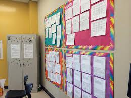 High School English Classroom Organization each class period s