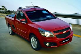 Small Chevy Trucks   New Chevy Montana Small Pickup Truck Launched ...