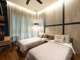 Contemporary Modern Bedroom 100 Residency Type A Show Unit For Kerjaya Prospek Group Solid Design Studio