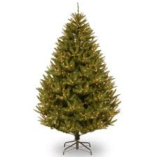 Balsam Christmas Trees Real by 7 5 Ft Feel Real California Cedar Hinged Christmas Tree Clear