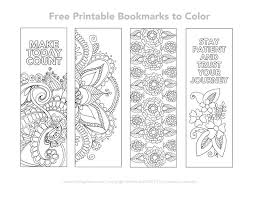 Ideas About Free Printable Bookmarks