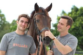 100 Staller Equestrian Millennials Pablo Jimenez Godoy And Arturo