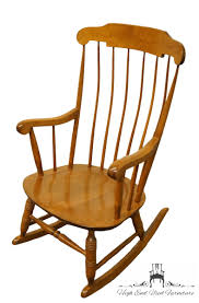 NICHOLS & STONE Traditional Colonial Style Solid Hard Rock Maple ... An Early 20th Century American Colonial Carved Rocking Chair H Antique Hitchcock Style Childs Black Bow Back Windsor Rocking Chair Dated C 1937 Dimeions Overall 355 X Vintage Handmade Solid Maple S Bent Bros Etsy Cuban Favorite Inside A Colonial House Stock Photo Java Swivel With Cushion Natural 19th Century British Recling For Sale At 1stdibs Wood Leather Royal Novica Wooden Chairs Image Of Outdoors Old White On A Porch With Columns Rocker 27 Kids
