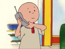 Caillou In The Bathtub Reaction by I Used To Caillou On My Cell Phone Puns Thefunnyworid Twitter
