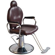 Fully Reclining Barber Chair by Barberpub Reclining Hydraulic Barber Chair Salon Styling Beauty