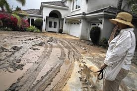 100 Little Sisters Truck Wash Flash Floods From Storms Close Roads Touch Off Mudslides Los