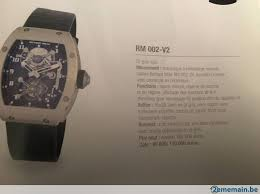 montre moderne et collection la cote de montres modernes et de collections 15 a vendre