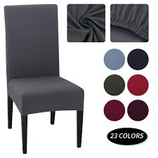 Hot Promo #43ea - 1/2/4/6PCS Solid Color Chair Cover Spandex ... Blancho Bedding 2 Piece Sets Of Elastic Chair Slipcovers Stretch Sofa Covers Cover Couch For 1 3 Seater Slipover Top Quality New Winter 1234 Thickened Sofa Cover Case Living Room Details About Easy Fit Lounge Protector 124x High Back Ding Knit Compare Idyllic Plant Print 4 Rowe Easton Casual And A Half With Slipcover Belfort Parson Life Is Party Best Sale 6847 1246pcs White Loviver 124pcs Removable 1246pcs Spandex Chairs Detachable Solid Color For Banquet Hotel Kitchen Wedding