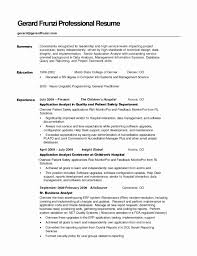 Massage Therapist Resume Example Elegant Exemple Functional Examples Best Of Th