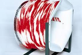 Christmas Tree Baler by J G Brands Christmas Tree Sales Inc New York