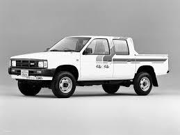 100 1985 Nissan Truck Shocking 4wd Shots Datsun 720 44 4wd