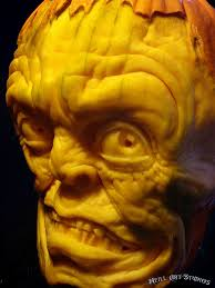 Scariest Pumpkin Carving Patterns by This Guy Makes The Scariest Pumpkin Carvings Ever Bored Panda