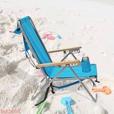 Rio Beach Chairs Kmart by Amazon Com High Back Steel Backpack Beach Chair By Wearever