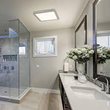 rabalux led dimmbare badezimmer deckenleuchte led 24w 230v ip44