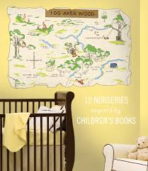 Winnie The Pooh Nursery Decorations by 12 Beautiful Nurseries Inspired By Children U0027s Books Babble