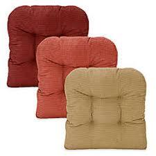 TherapedicR Memory Foam Chair Pad