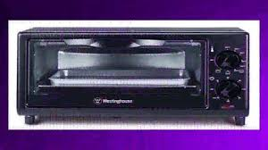 Best Buy Toaster Ovens Westinghouse WT0950B 4Slice Oven 9Liter Black