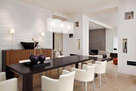 Image Of Modern Dining Room Lighting