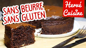 gateau d anniversaire herve cuisine recette gâteau moelleux chocolat sans beurre et sans gluten