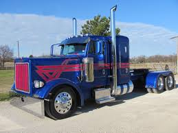 100 Used Peterbilt Trucks For Sale In Texas 1997 379 ExHood Custom TRK In Burleson TX