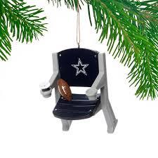 Dallas Cowboys Holiday Decorations Santa Hats Gift Bags Ornaments Stocking Stuffers Gifts