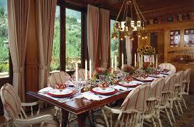 dining table decoration ideas christmas decoraci on interior
