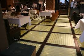 Glass Floor Project