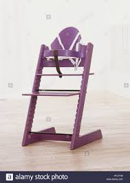 Purple High Chair With Safety Harness And Black Strap Stock ... Highchair With Safety Belt Antilop Pink Silvercolour Baby Safety High Chair Ding Eat Feeding Travel Car Seat Bloom Fresco Chrome Toddler First Comfy Chairs Ideas Us 5637 23 Offeducation Booster Detachable Tray Children Infant Seatin Klapp Foldable High Chair Inc Rail Grey Kaos 1st Adaptable Unboxingbuild Wooden Tndware Products Co Ltd Universal Kid 5 Point Harness Belt Strap For Stroller Pram Buggy Pushchair Red Intl Singapore 2018 New Special Design Portable For Kids Buy Kidsfeeding Foldable Chairbaby Aguard Tosby Babygo Tower Maxi Brown