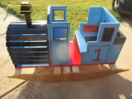 how to build a thomas the train wooden rocker on diy with chris