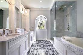 black and white mosaic bathroom floor tiles design ideas mosaic