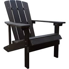 Stonegate Designs Composite Adirondack Chair — Fixed Styling ... Black Resin Adirondack Chairs Qasynccom Outdoor Fniture Gorgeus Wicker Patio Chair Models With Fish Recycled Plastic Adirondack Chairs Muskoka Tall Lifetime 2pack Poly Adams Mfg Corp Stackable Plastic Stationary With Gracious Living Walmart Canada Rocking