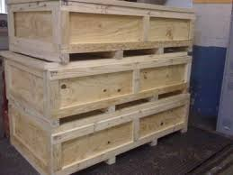 Artwork And Antique Crates