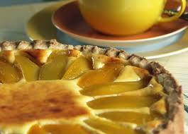 wir backen den frühling herbei quarktarte mit mangos