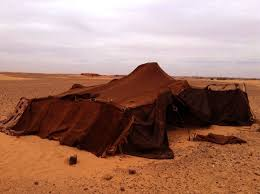 Morocco Berber Nomadic Tent Made Of Camel And Goat Hides Submitted By Kim Gundler