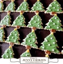 Decorated Christmas Tree Sugar Cookies 0Share Tweet Our