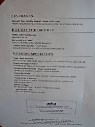 Ncl Deck Plans Pride Of America by Tips In Cagney U0027s For Breakfast U0026 Lunch Cruise Critic Message