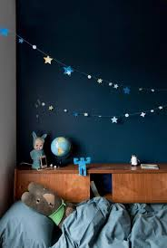chambre bleu nuit impressionnant chambre bleu nuit et peinture chambre bebe bleu