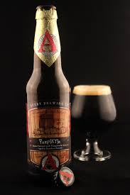 Kentucky Pumpkin Barrel Ale Glass by Beer Review Avery Brewing Company Pump Ky N Beermetaldude Com