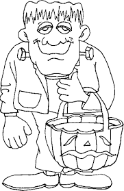 Excellent Ideas Halloween Coloring Pages Printables Dazzling Page Kindergarten