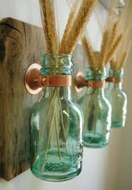 Lighted Wine Bottle For Kitchen Decor