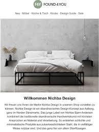 found4you de neu bei uns nichba design milled
